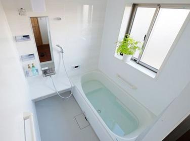 マドイロリフォームのメニューリスト-浴室