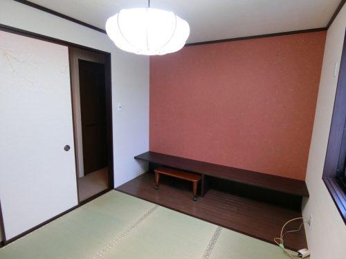 和室をオシャレにリフォーム