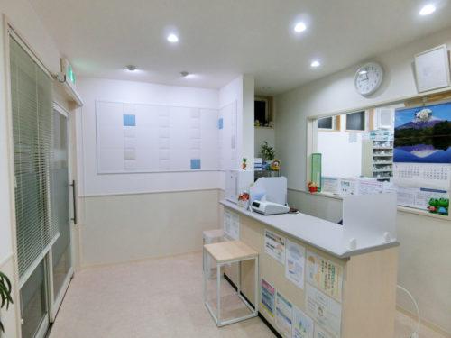 薬局の内装リフォーム
